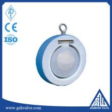 wafer single disc fluorine check valve
