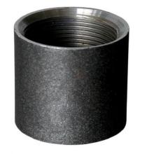 Soquete de tubo de aço carbono preto