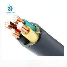 ZR-YJV power cable Flame retardant copper/aluminum XLPE PVC cable