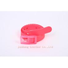 Cinturão de plástico das mulheres coloridas do estilo do PNF