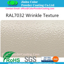RAL7032 Grey Texture Powder Coating