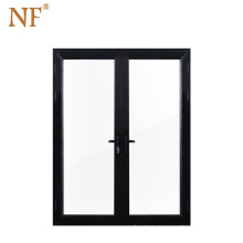 New design 8x7 transparent garage door aluminum