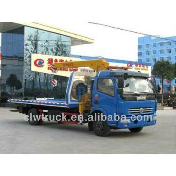 Dongfeng DLK 4400mm бортовой эвакуатор эвакуатор