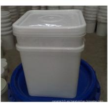 Venta al por mayor PP cuadrados de embalaje de alimentos cubo, cubo de plástico