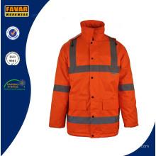 Outdoor-Kleidung Winter wattierte Oxford Windbreaker Jacke