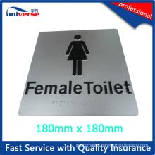 Female Toilet Sign / Australia Toilet Sign Board