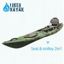 Special Customs Comfort Kajak Sitz Angler 4.3m