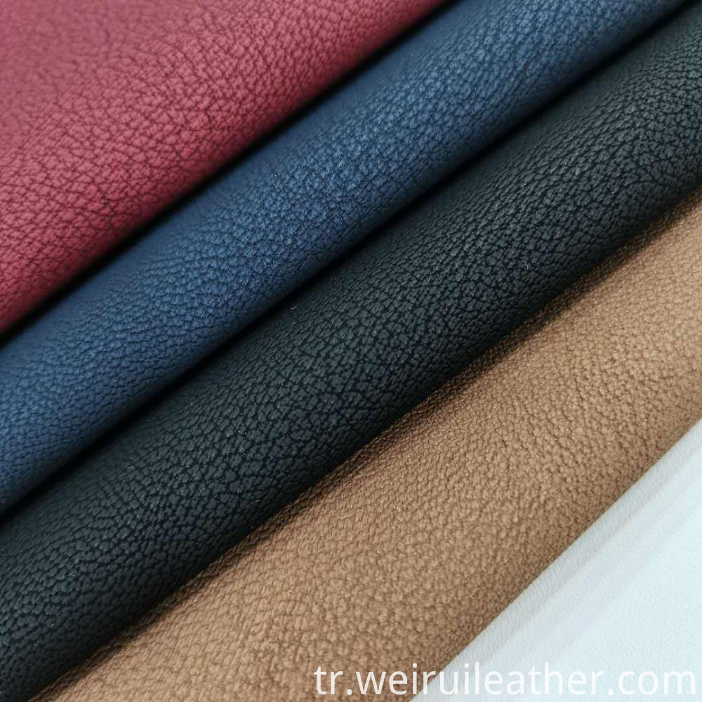 Clear Line Pu Artificial Leather