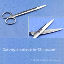 Tesoura cirúrgica de alta qualidade com CE aprovado Cr367
