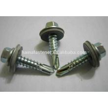 metal roofing screws for wood 2-12 mm,roofing slfe drilling screws