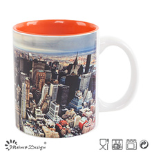 11oz Color Changing Mug with Deal Pringting