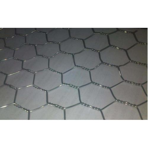 grillage hexagonal pour poulet