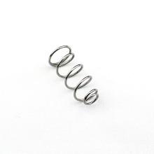 Primavera de compresión de bobina de acero personalizado