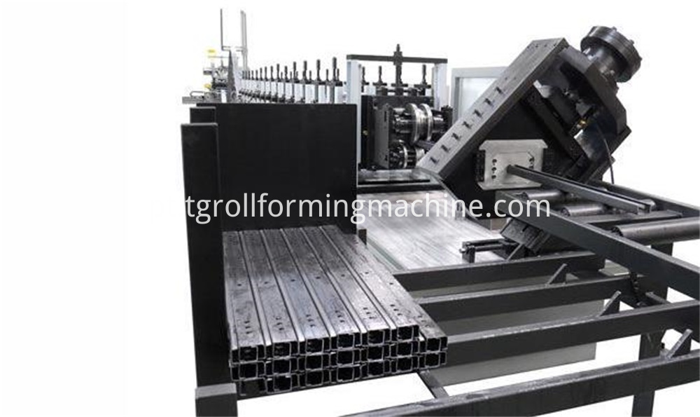 Track Making Machine