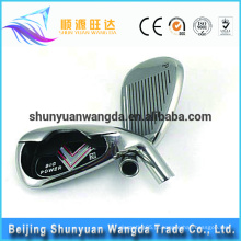 Profissional clube de golfe cabeças OEM fabricante de fornecimento de titânio cabeça de clube de golfe