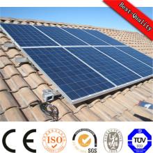 sur un système d'alimentation solaire à grille hors réseau