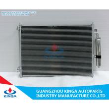 Condensador de aire de refrigeración automática para Nissan X-Trail T31 OEM 92100-Jg000