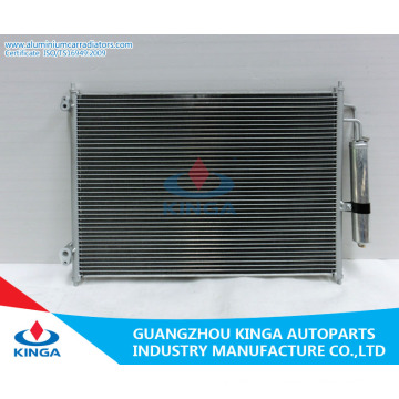 Air Cooling Auto Condenser for Nissan X-Trail T31 OEM 92100-Jg000