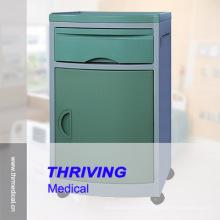Cabinet de chevet ABS pour hôpital (THR-CB402)