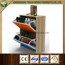 Современная Деревянная Полка Для Обуви Из Китая