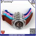 Yxl-694 reloj de pulsera de silicona Venta al por mayor luz pulsera de silicio pulseras reloj