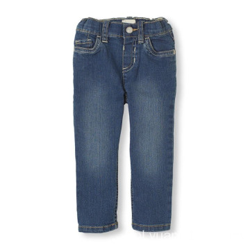 Childrens Cotton Skinny Jeans voor babykinderen