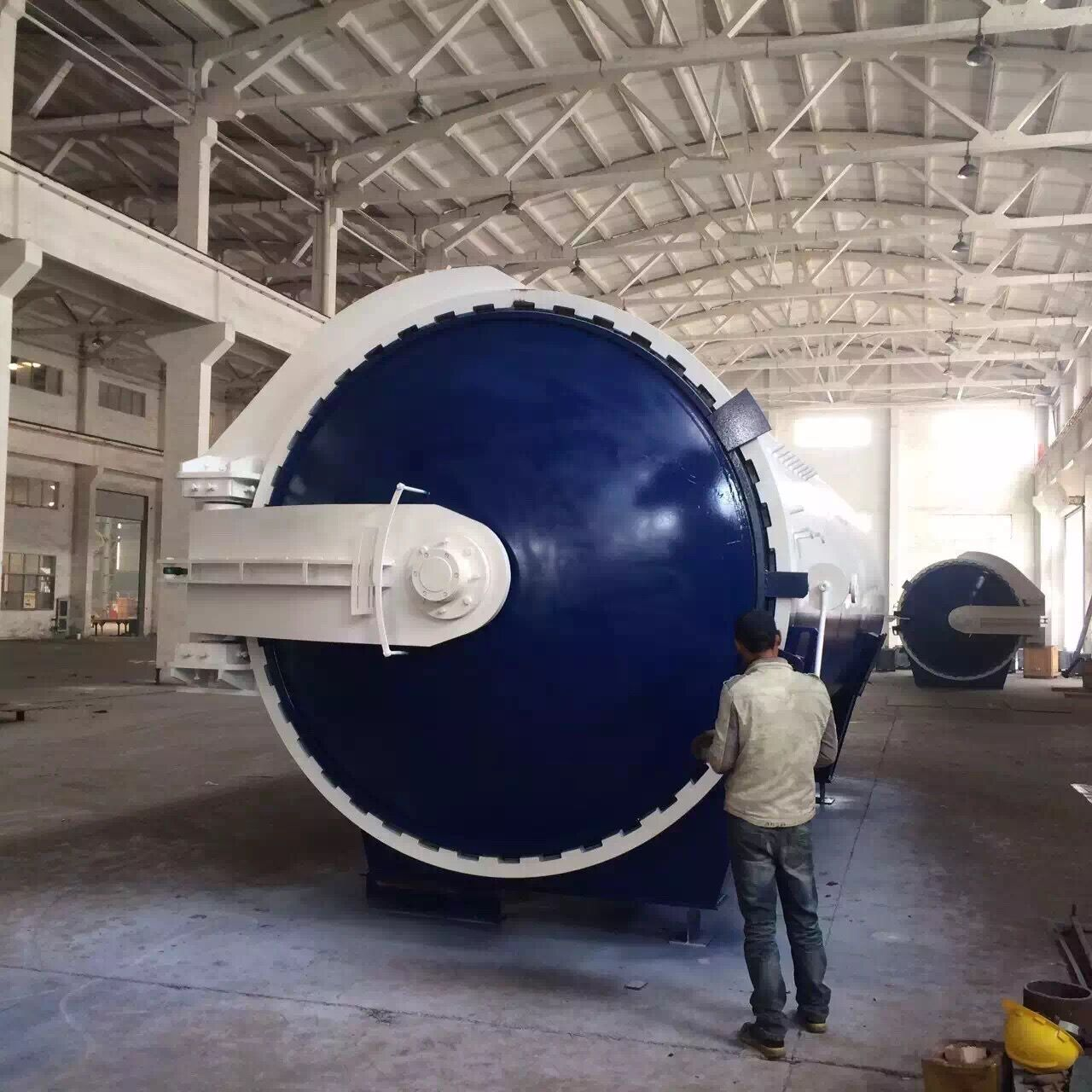 Hot Air Autoclave Laminated