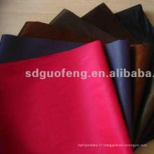 Poly tc Twill chino 80 polyester 20 coton tissu pour pantalon militaire hommes pantalons poly coton tissu pour workwear kaki tissu