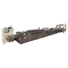 Автоматическая машина для изготовления мешков на молнии