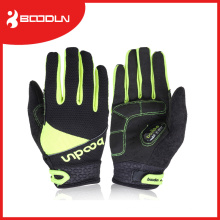 Moda Outdoor Leather Racing Riding Full Finger Cycling Gloves