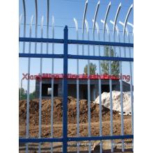 Pulverbeschichteter Stahlzaun (XM-PF)