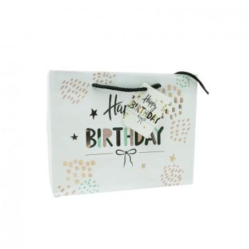 BIRTHDAY PAPER GIFTBAG -0