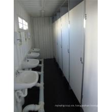 Baño de contenedor ISO modificado (shs-mc-ablution013)