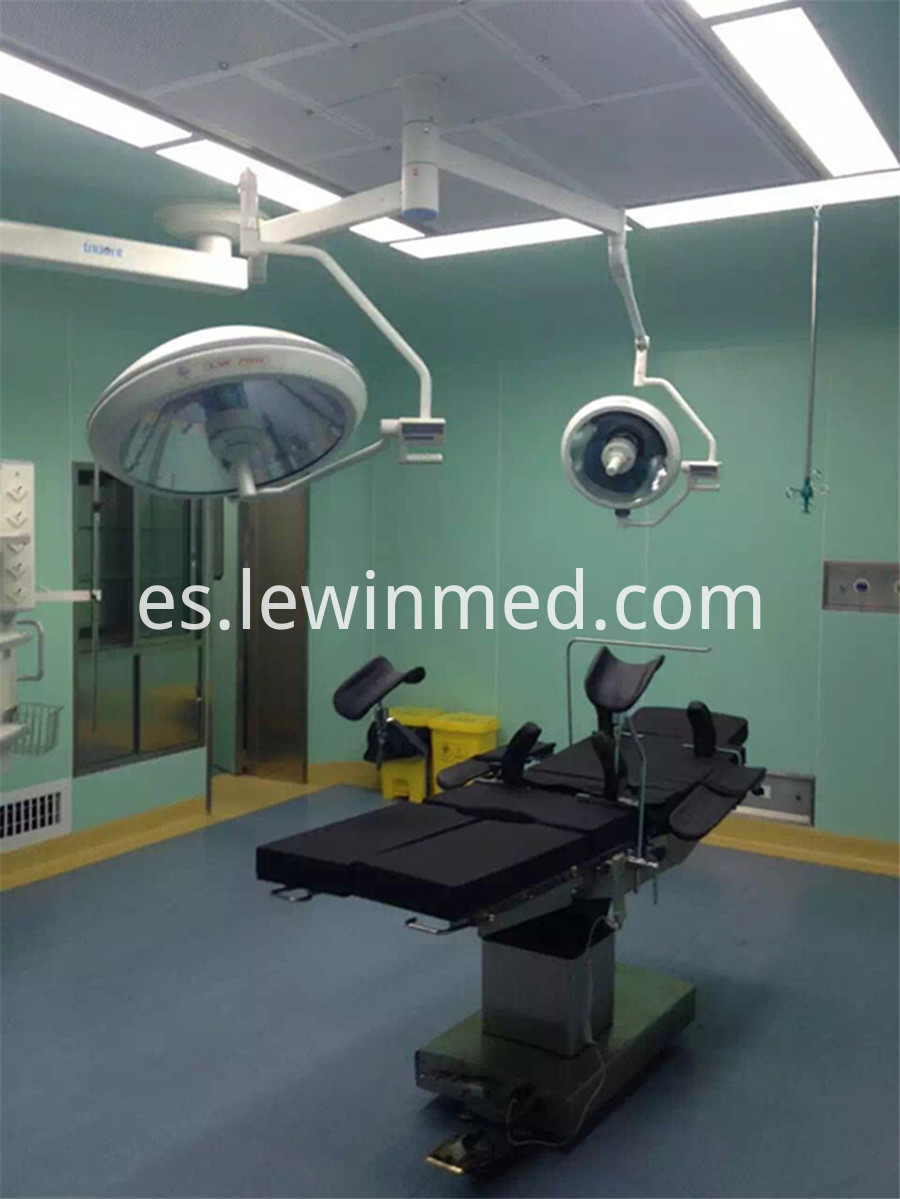 Hospital instrument halogen lamp
