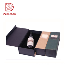 Bulk wholesale custom made cheap the packing boxes for wine glasses
