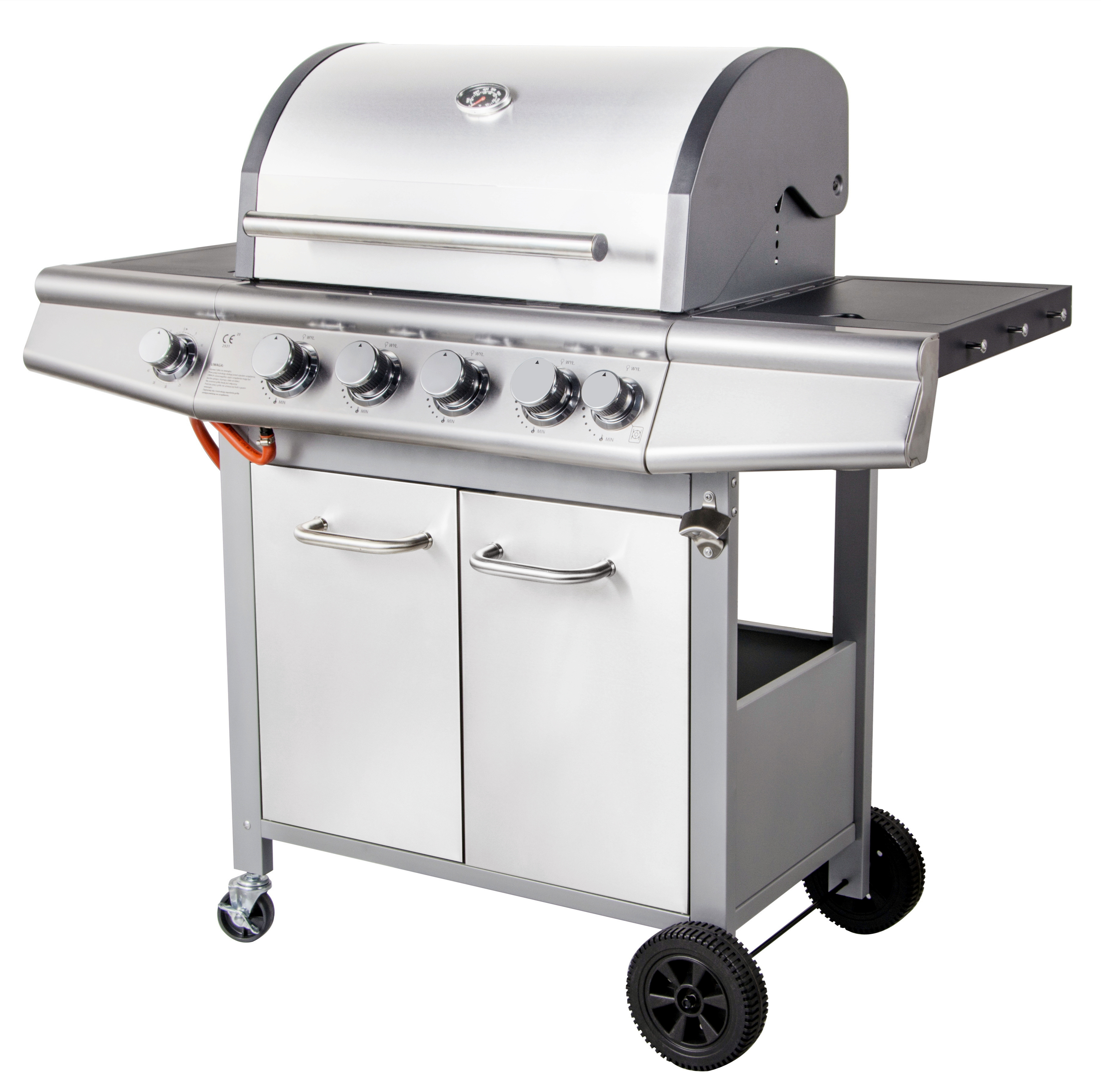 Cobinet Style Gas Grill