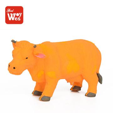 Juguete de chenghai eco-amistoso de la vaca suave al por mayor de la fábrica de China para los cabritos