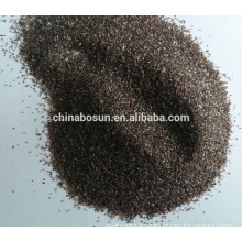 China abrasives brown corundom/brown aluminum oxide f16