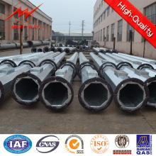 BV 15m 12kn Postes para uso general de acero al aire libre para África