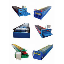 Máquina perfiladora de láminas de techo (RFM-RP)