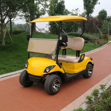 yamaha gas powered golf cart dijual