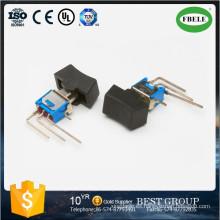 Interruptor de palanca y balancín en miniatura en subminiatura de encendido-apagado Spdt 3p, mini interruptor, interruptor de palanca, interruptor de tacto