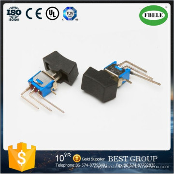 Interrupteur à bascule et à levier sous-miniature Spdt 3p on-off-on, mini interrupteur, interrupteur à bascule, interrupteur tactile