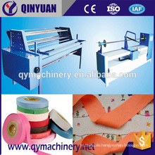 Stoffbandschneidemaschine / Streifenschneidemaschine