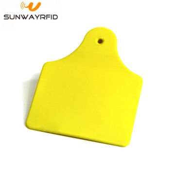 UHF Geit RFID Ear Tag H3 Chip Tags