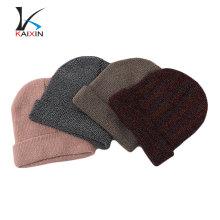 Sombreros lindos del invierno de las muchachas del diseño de encargo 2017 de la alta calidad