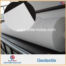Geotêxtil não tecido do poliéster do filamento para a operação em aterro
