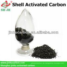 Kommerzielle Granulat Shell Aktivkohle zum Verkauf