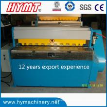 QH11D-2.5x1300 Hochpräzisions-Typ-Kohlenstoffstahl-Platten-Guillotinen-Schermaschinen