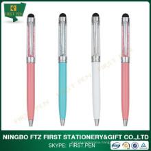 Customized Popular Souvenir Pen With Diamond